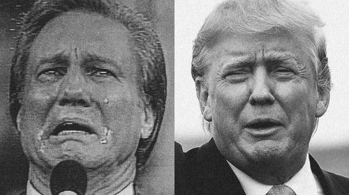 Televangelist Jimmy Swaggart Feels Like Donald Trump