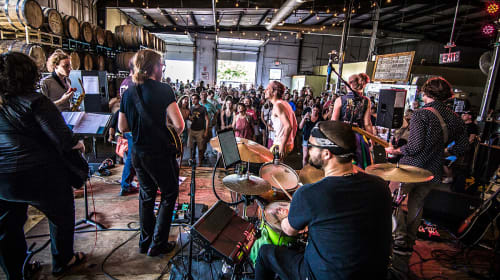 Brewery Music Venues to Visit in America