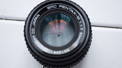 All About Aperture