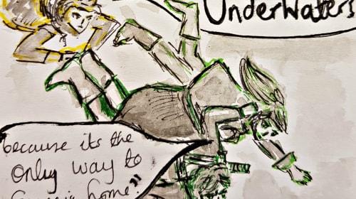 SatS—Chapter 4: Underwater
