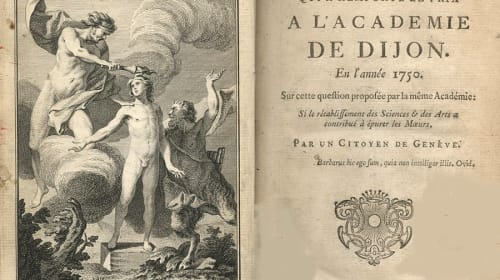 Analysis: 'Discourse on the Origin of Inequality' by Jean-Jacques Rousseau