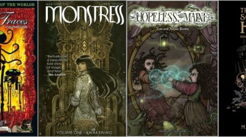 4 Steampunk Graphic Novels Every Fan Should Read