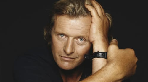 Rutger Hauer: an Unlikely Vampire, Now Immortal