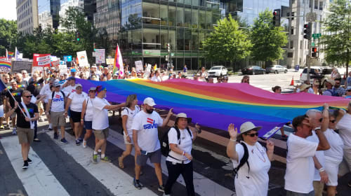 National Equality March 2017