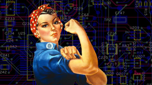 Inspiring Women Who Work in Tech