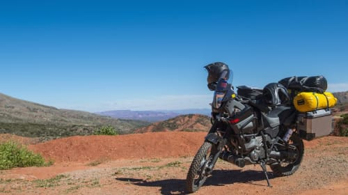 How to Plan a Great Motorcycle Road Trip
