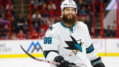 Brent Burns Is Better Than You