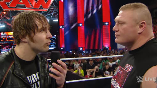 WWE News: What's Next for Dean Ambrose?