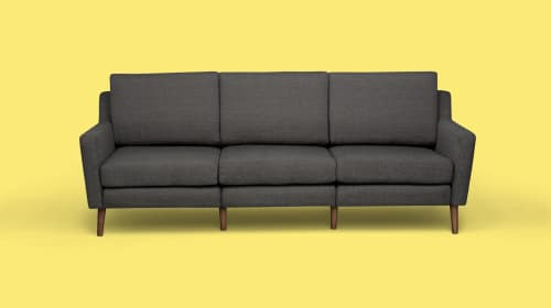 We Tried Burrow: The Modular Sofa in a Box Everyone's Talking About and It's Amazing