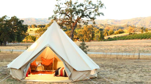 10 of the Most Luxurious Glamping Gear