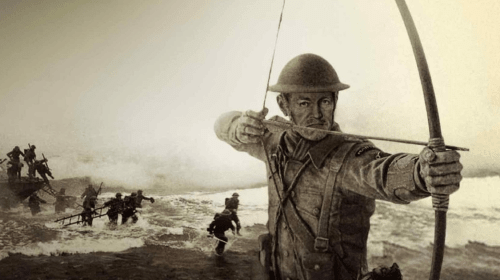 The Ballad of Mad Jack Churchill