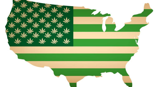 Marijuana Laws in All 50 States