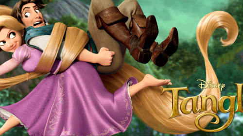 Film Review: Tangled (2010)