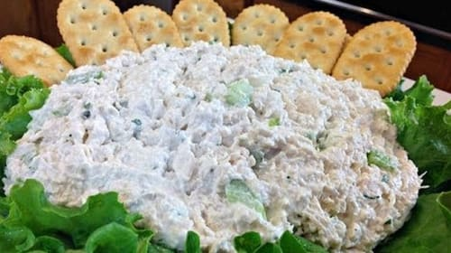Quick and Easy Chicken Salad Recipe