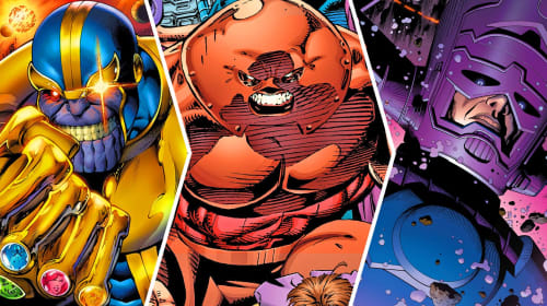 The 10 Most Powerful Marvel Villains Ranked