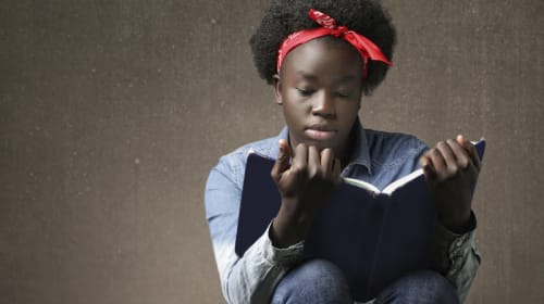 Where Are the Children's Books Made for Black Kids?