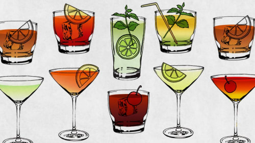 8 Great Classic Cocktails