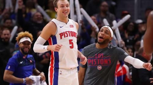 Pistons Talk: Luke Kennard or Bruce Brown