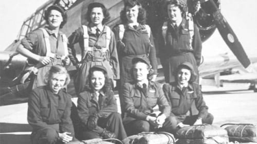 The Unsung Women of WWII: The WASPs