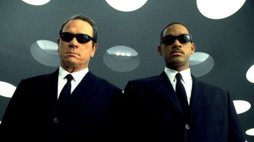 People Recall Their Experiences With the Real Men in Black