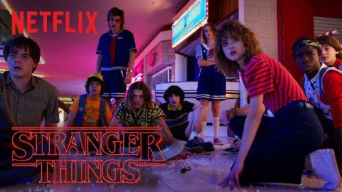 'Stranger Things' Cast Info