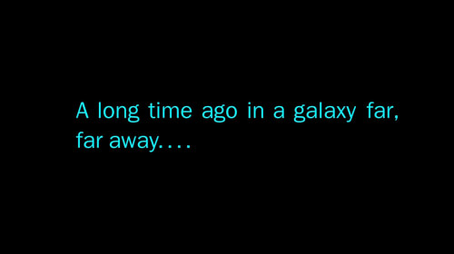 'Star Wars' the First Draft - What Could Have Been