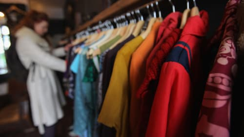 Why Can Clothing Increase Toxic Waste?