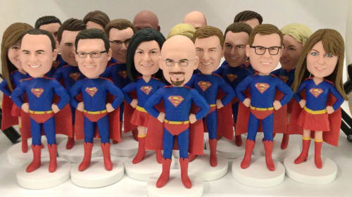 Steps to Make a Custom Bobblehead by Yourself