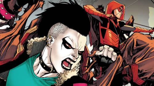 Does 'Teen Titans Special #1' Actually Feature the 1st Appearance of DC Superhero Crush?
