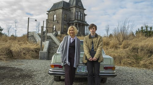 'Bates Motel' Shaped a Classic Horror Film into an Emotional Drama Series