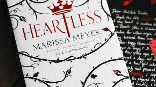 'Heartless' by Marissa Meyer