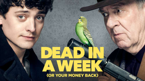 'Dead in a Week (Or Your Money Back)' - Review (Netflix)
