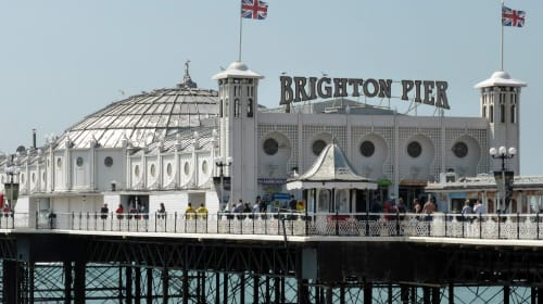 Brighton: An English Seaside Mini-Break