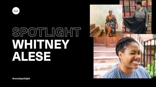 Creator Spotlight: Whitney Alese