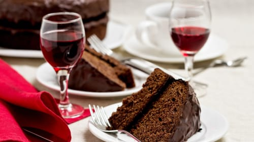 The 10 Best Sweet Red Wines to Have with Dessert