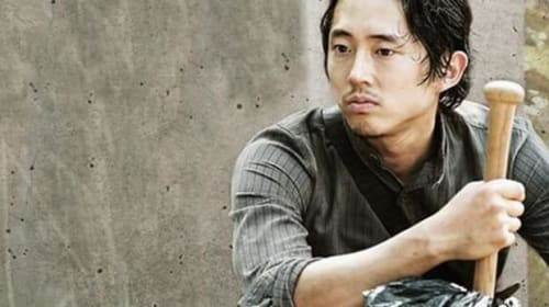 And 'Glenn' There Were None: Steven Yeun Wants Glenn Back On 'The Walking Dead'
