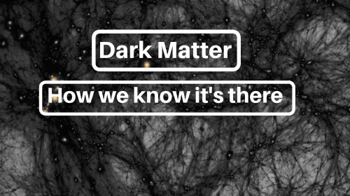Dark Matter: How We Know It's There