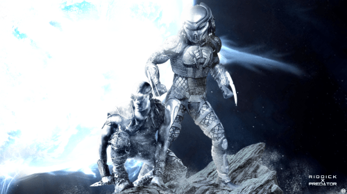 'Riddick X Predator'