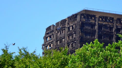 Cosmetic Damage — Was the Grenfell Fire a Consequence of Gentrification?