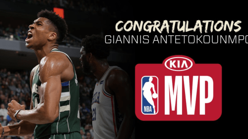 NBA Awards Recap: The 'Greek Freak' Wins MVP