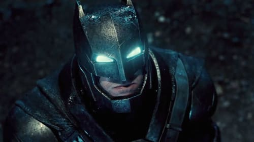 It's Called Fashion, Darling: Concept Art Shows The Suits We Nearly Got For 'Batman V Superman'