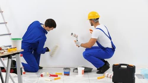 5 Benefits of Hiring Professional Interior House Painters