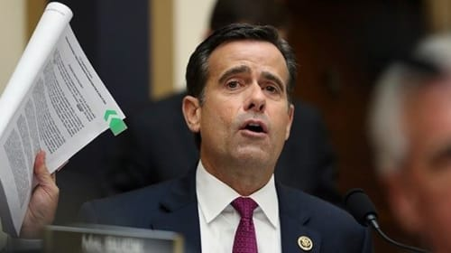 Who Is John Ratcliffe?