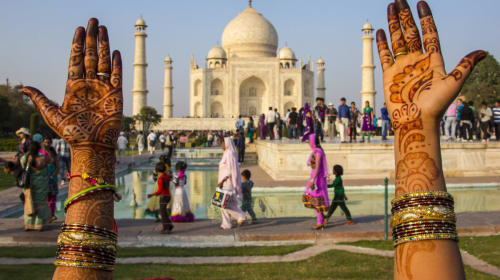 6 Travel Tips for Women Visiting India