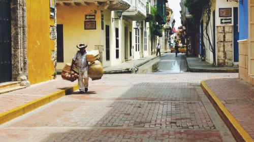 Forget Iceland, Go to Cartagena