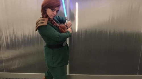 Mara Jade (Green Tunic)
