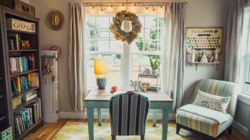Smart Design Solutions for Brightening Up a Dark Room