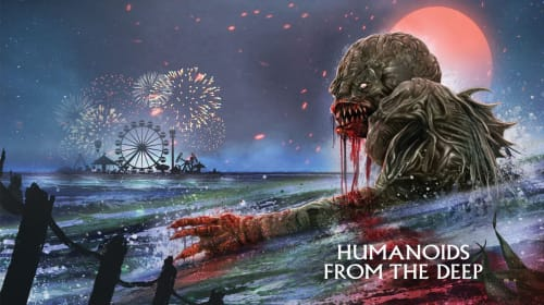 """""""Well That Was a Mistake!""""; A Bad Movie Review of 'Humanoids From the Deep' (1980, Barbara Peeters)"""