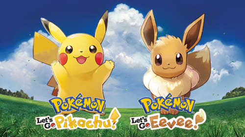 Top 10 New Features for 'Pokémon Let's Go Pikachu and Eevee'