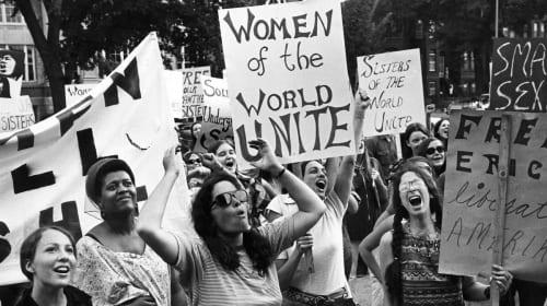 My Nana and Feminism